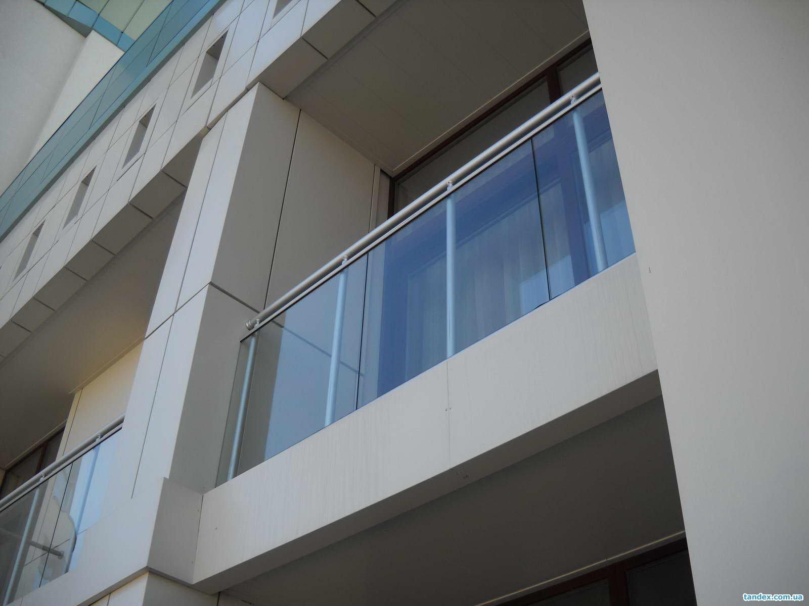 Экранные ограждения балконов. - наши работы - каталог статей.